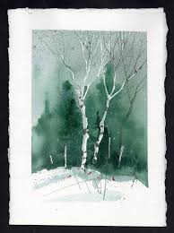 200 best watercolor christmas images on pinterest watercolor