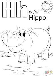 hippopotamus pictures to print kids coloring europe travel