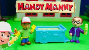 handy manny disney handy manny ice cream cart handy manny video
