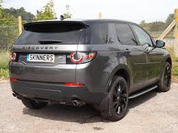 land rover discovery sport black used 2015 land rover discovery sport td4 hse black 7 seats for