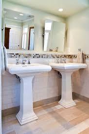 pedestal sink bathroom design ideas bathroom pedestal sink bathroom contemporary with childrens