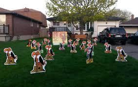 Birthday Lawn Decorations Lawn Signs Services In Oshawa Durham Region Kijiji Classifieds