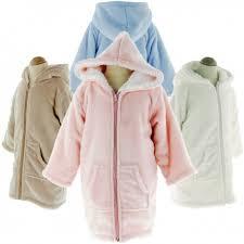 robe de chambre polaire enfant peignoir polaire enfant zippé senseï