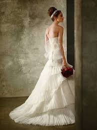 vera wang bhldn wedding gowns up the ante sfgate
