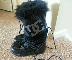 s winter boots size 9 dc boots dc boots type