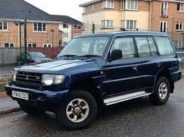 1999 mitsubishi shogun v6 lwb 3 5 automatic 7 seater november