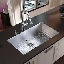 can you replace an undermount sink installing undermount kitchen sink image of contemporary kitchen