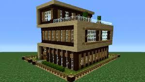 simple modern house minecraft tutorial home interior minecraft