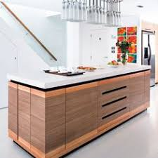 Corian Bench Top Add Storage To Your Everyday Kitchen Island With This Neat Corian