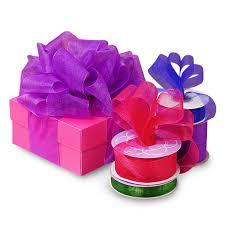 sheer organza ribbon shimmer sheer organza ribbon shop paper mart