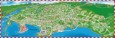 map of panama city panoramic map of the panama canal panama canal panoramic map