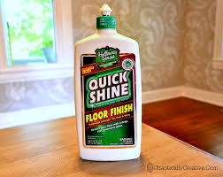 Cleaners For Laminate Flooring Shine Dull Floors In Minutes Chaotically Creative