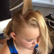 hair with poof on top how to perfect your cheerleading poof