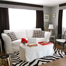 Best Zebra Living Room Photos Home Design Ideas - Animal print decorations for living room