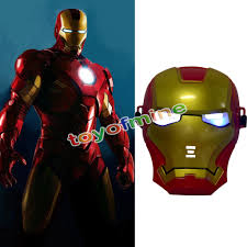 aliexpress com buy new 1pcs cool cosplay glowing super hero