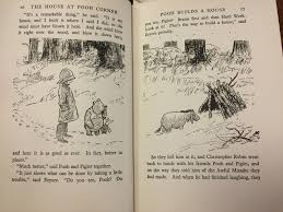 house at pooh corner the illustrator u2013 silly old bear