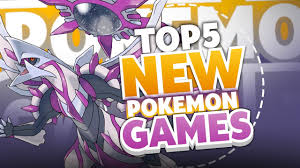 top 5 possible new pokemon games in 2017 youtube