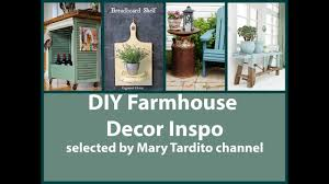 Home Decor Channel by Diy Farmhouse Decor Projects Farmhouse Rustic Home Decor Youtube