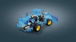 amazon com lego technic 42030 remote controlled volvo l350f wheel