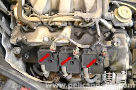 mercedes benz w203 spark plug and coil replacement 2001 2007
