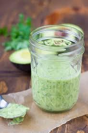 avocado green goddess dressing gluten free dairy free