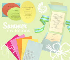 summer informal wedding invitation wording the wedding