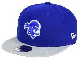seton hat seton new era ncaa 9fifty snapback cap lids