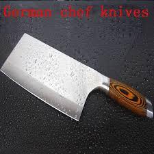 bon couteau de cuisine 440a poche pliant table couteau de chef cuisine de haute qualité