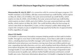 Cvs Help Desk Phone Number For Employees Investor Relations Cvs Health Investors