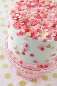 confetti cake inspired
