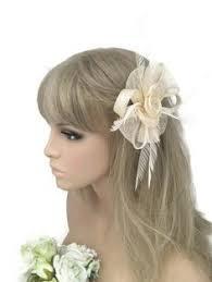small fascinators for hair black flower design fascinator hair clip brooch corsage