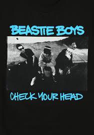 beastie boys check your head t shirt