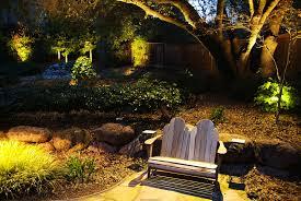 home lighting arrangement outdoor landscape lighting design