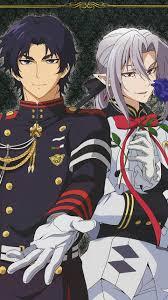 Owari No Seraph Light Novel Owari No Chronicle Hd Wallpapers Wallpapersin4k Net