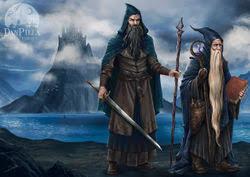 blue wizards tolkien gateway