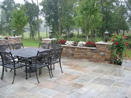 Best Homepatiodecklandscaping Images On Pinterest - Backyard stone patio designs