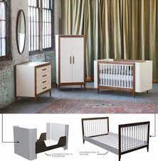 Modern Convertible Crib Casa Crib Casa Ola Convertible Crib To Toddler Bed And