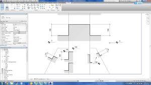 100 floor plan door symbols revit tutorial 06 06 door tags youtube