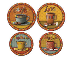 Coffee Cup Decoration Kitchen 22 Best Coffee Decor Images On Pinterest Coffee Lovers Coffee