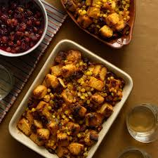 best dressing recipe for thanksgiving chorizo corn bread stuffing recipe epicurious com