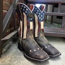 durango lady rebel flag steel toe brown cowboy boots durango mens