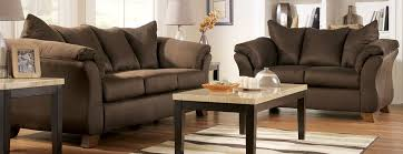Small Chairs For Living Room by Appealing Small Living Room Furniture With Dark Brown Sofa Triple