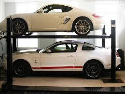 garage affordable car lift for garage design car lift for garage