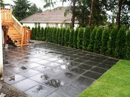 Large Pavers For Patio seattle landscaping paver patios