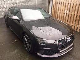 audi rs7 used used 2017 audi rs7 for sale in pistonheads