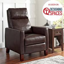 Recliners That Don T Look Like Recliners Better Homes And Gardens Adam Pushback Recliner Multiple Colors