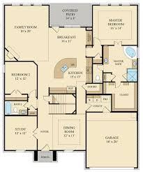 Big Floor Plans Big Bend New Home Plan In Wildwood At Oakcrest Bridgewater And