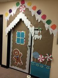 Easy Door Decoration For Christmas by Spread Holiday Cheer With This Easy To Make Santa Door Decoration