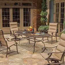 Tropitone Furniture Coastal Spa  Patio - Tropitone outdoor furniture