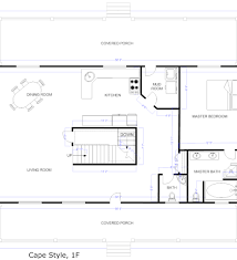 Floor Plan Examples For Homes Construction House Plans